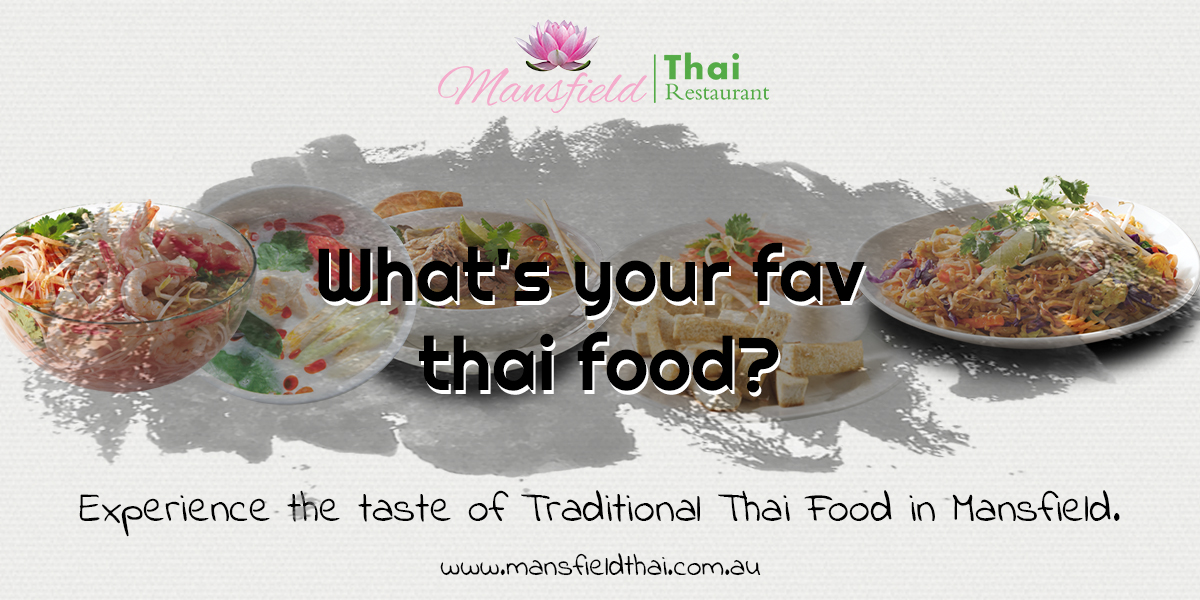 Amazing Thai Food